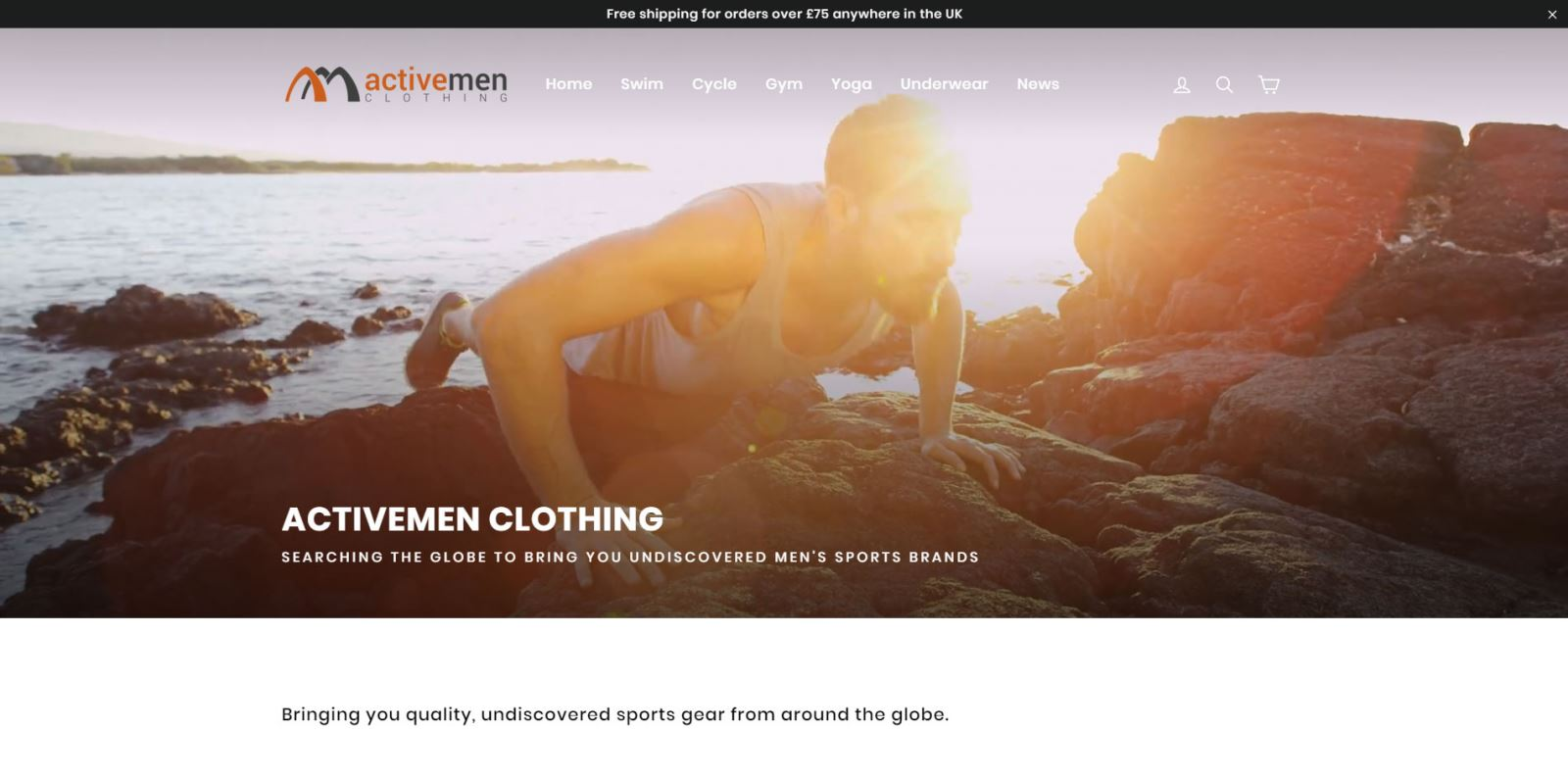 Activemen Clothing